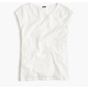 J Crew Tops | Ballet cap-sleeve T-shirt
